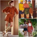 VINTAGE COLUMN: MUM CAN I BORROW THIS?  Why dressing vintage? By @SilviaAlbanese. BERMUDAS