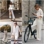 """Want to wear white this summer? Here are some tips on how to rock a """"TOTAL WHITE"""" look!"""
