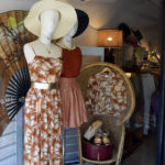 Boutique Nadine, the cool fashion and vintage shop next to Lungarno, Florence.