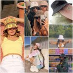VINTAGE COLUMN: MUM CAN I BORROW THIS? By @SilviaAlbanese / BUCKET HAT