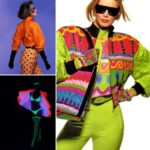 VINTAGE COLUMN: MUM CAN I BORROW THIS? FLUO FASHION | by @silviaalbanese
