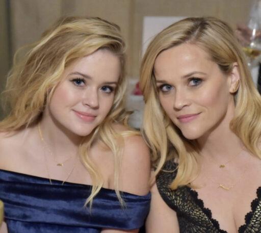Reese Witherspoon e la figlia Ava