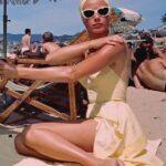 RUBRICA VINTAGE: MAMMA ME LO PRESTI? Beachwear accessories