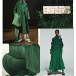 FALL WINTER 21/22 COLOR ROULETTE: GREEN